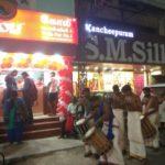 Mumbai's vada pav now sold on North Mada Street