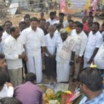 MLA allots fund for new community hall in Dooming kuppam
