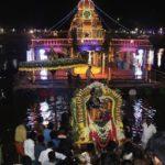 Teppam starts on grand note: at Sri Kapali Temple