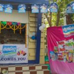 Aavin booth re-opened at R A Puram