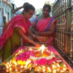 Moksha deepam lit at Sri Kapali Temple in memory of slain CRPF men