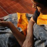 Retail saree pop-up at Alwarpet