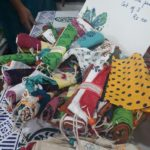 Handcrafted products by differently abled people, on sale