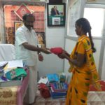 Women's Day Observed at Mylapore MLA office