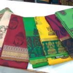 Annual sale is on at Kanchi Weavers, Mylapore