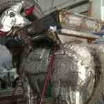 Panguni fest: Preparations are on for Rishabha vahanam