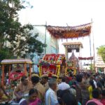Panguni fest: Lakhs of devotees gather for arubathumoovar procession