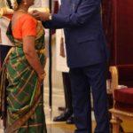 Padma Shri conferred on dancer Narthaki Nataraj among others