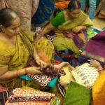Sale is on at Rangachari Cloth Store; Women shoppers flood the store on the first day of sale