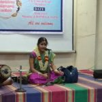 A unique Carnatic music concert takes place in Luz