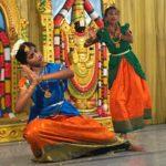 Marking Gudi Padva, the new year of the Maharashtrians