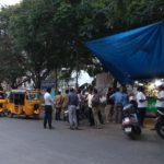 Chennai Corporation park at Satyadev Avenue, MRC Nagar, is out of bounds for residents