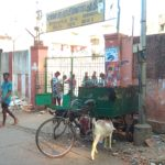 Ramakrishna Puram's residents live with waste all over because there aren't enough bins around
