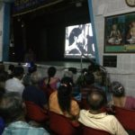 Sabha hall overflows at Revathi Sankaran's show on female stars of Thamizh cinema of b&w era