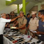 Mylapore Police successfully tracks 100 lost mobile phones; returns them to the respective owners