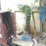 Residents of Periyapalli Street, Mandaveli get affected due to power overload at Junction Box