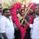MP visits Mylapore area to thank people