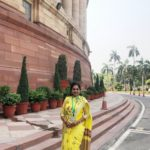 Chennai South MP visits Parliament House