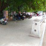 GCC clears encroachments off Luz Church Road