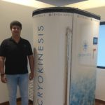 Cryotherapy center opens in Musuri Subramaniam Road, Mylapore