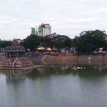 Sri Kapali Temple tank starts filling up