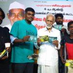 Remembering Gandhian activist Sasi Perumal; tribute meeting held at Mangolai, Mylapore