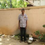 This Abiramapuram watchman is extra kind to birds and animals