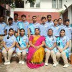 Student leaders selected: At M. P. Aanandh School