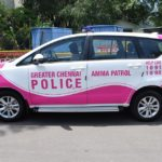 Amma Patrol launched by chief minister: two cars for Mylapore
