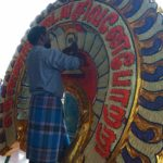 Guru Poojai Vizha takes place for Sundaramurthy Nayanar and Cheraman Peruman Nayanar at Sri Kapali Temple