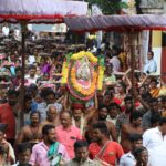 Aadi celebration marked with offering of flowers
