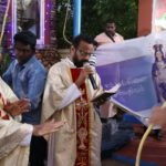 R. A. Puram Church feast: flag hoisted to mark launch