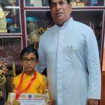 L. Viswa Bala: Young karate champ