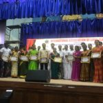 Mylapore teachers feted by MLA, Lions Club community