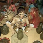 Golu dolls bazaar at North Mada Street is abuzz but prices are stiff