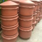 Khamba composters available for sale at Goli Soda store, Alwarpet