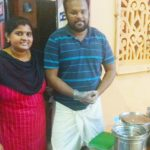 Home-made snacks made by this couple are selling hot at Mylapore streetside