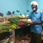 Organic vegetables and fruits store opens on R. K. Mutt Road