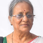 Retired P. S. Senior teacher P. Geeta and stage artiste S. V. Sankaran pass away