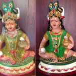 Navarathri celebrations in the neighbourhood