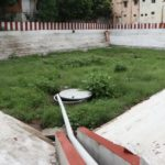 RWH: Provisions made at Sri Virupaksheeswarar Temple but local waste runs in with rainwater