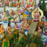 Navarathri: Sri Ayyappa Temple starts kolu this year: elsewhere theme is on life history of Saivite saints