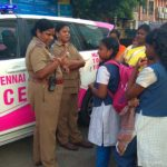 Amma Patrol: first-hand experience as two women officers do the rounds of Mylapore
