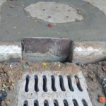 Recharge wells on Venkatakrishna Road: shop owners say there is no need for ten recharge wells