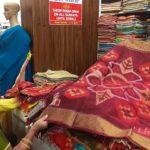 Deepavali sale on at Rangachari Cloth Store in Luz Church Road