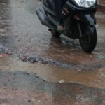 Local area Chennai Corporation senior engineer claims all drains have been desilted