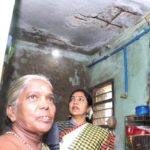 MP goes around Slum Board tenements