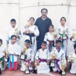 Students from local schools win at karate championship