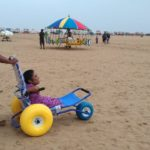 Chennai Corporation to provide beach wheelchairs for differently abled to access Marina