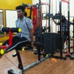 Pillayar Kovil Thottam gets a new gym; youths love it